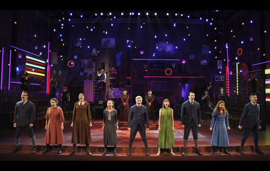 "First national tour cast of ""Spring Awakening"""