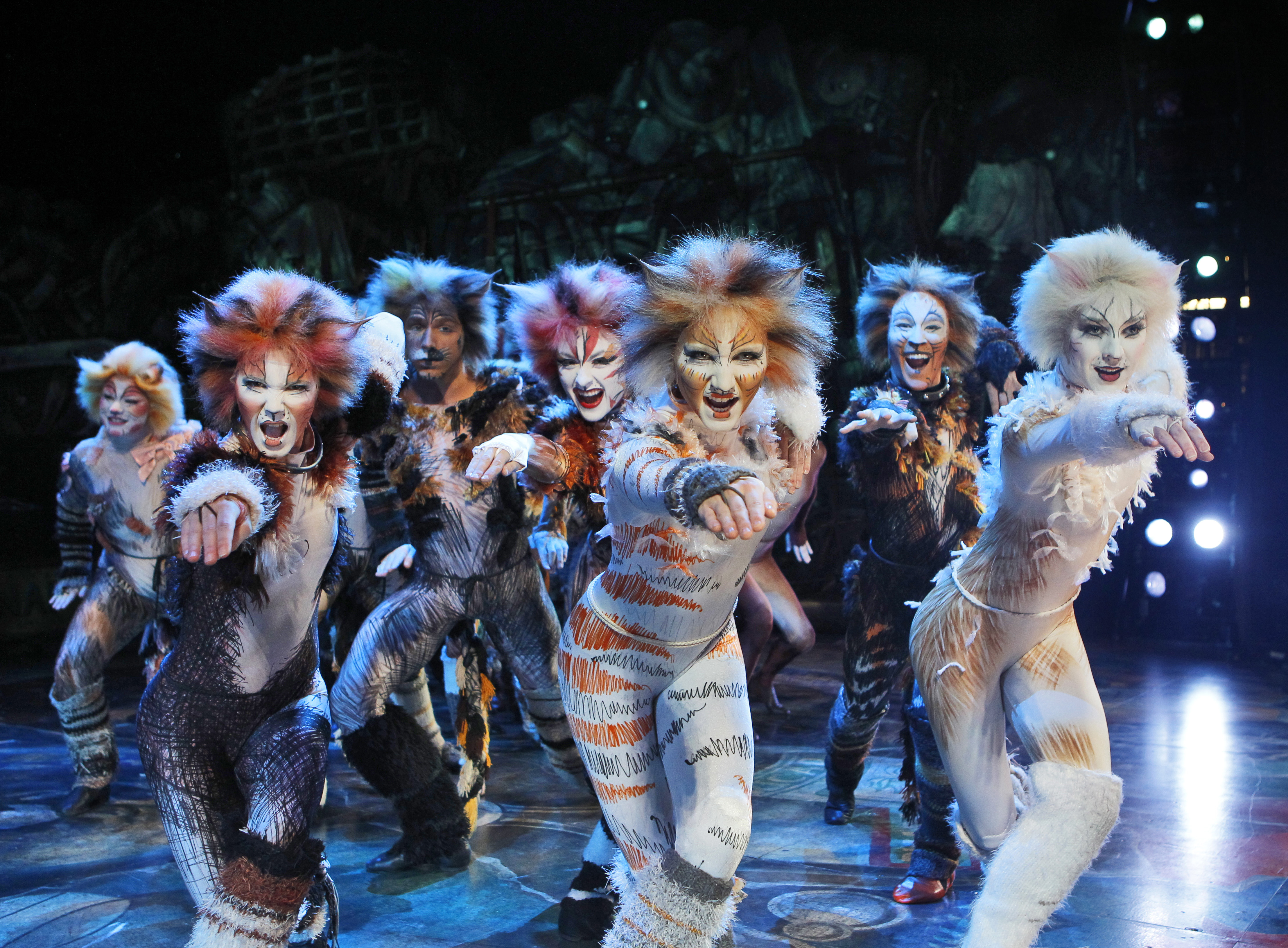 Name Of The Cats In The Musical Cats
